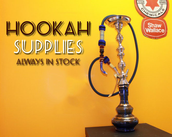 Hookah, Shisha, Coals and Accessories for Less in Greenville SC