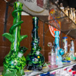 Colorful Water Pipes Display