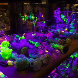 glow in the dark pipes tobacco smoking accessories